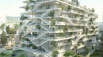 Tòa nhà văn phòng sinh thái tại Pháp