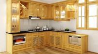 Lựa chọn màu sơn hợp phong thủy cho phòng bếp