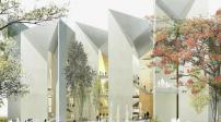 Bảo tàng trẻ em với thiết kế siêu lạ tại Mexico