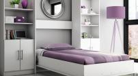 Bố trí nội thất cho phòng ngủ 5m2 của nàng độc thân
