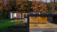 Ngôi nhà đẹp hài hòa giữa khu rừng tại Đan Mạch