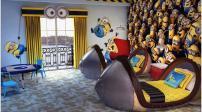 Phòng trang trí những chú Minions khiến bé thích mê
