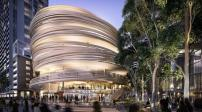 """Mê mẩn với """"thư viện xoắn ốc"""" bằng gỗ tại Sydney"""