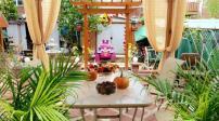 Khu vườn nhỏ ở Mỹ gợi nhớ quê nhà của gia đình Việt