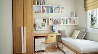 Cách xếp nội thất cho căn phòng nhiều đồ