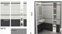 Những lưu ý khi chọn gạch ốp tường nhà tắm