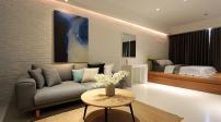 240 triệu cải tạo căn hộ 45m2 có nội thất thông minh