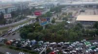 Đề xuất xây cầu vượt và hầm chui dẫn vào sân bay Tân Sơn Nhất