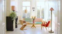 Trang trí nhà siêu xinh với màu pastel