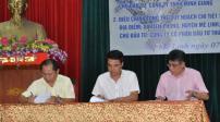 Hà Nội: Công bố điều chỉnh quy hoạch chi tiết khu nhà ở Minh Đức