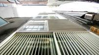Nhà 10m2 có thiết kế không dùng viên gạch nào ở Hà Nội