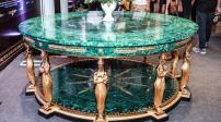 Những bộ bàn ghế được rao bán bạc tỷ tại Hà Nội
