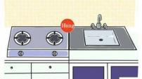 Cách hóa giải bồn rửa đặt cạnh bếp