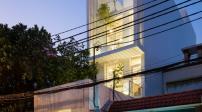 Thiết kế nhà ống ở Sài Gòn có bể bơi tiện nghi như khu nghỉ dưỡng