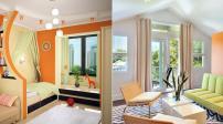 10 sai lầm về màu sắc làm ngôi nhà trở nên xấu xí