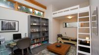 10 ý tưởng tiết kiệm không gian cho nhà thuê siêu thú vị