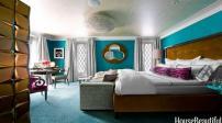 Một số màu sắc cho phòng ngủ khiến bạn thức dậy hạnh phúc hơn