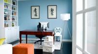 Bật mí cách chọn màu sắc đẹp cho phòng làm việc