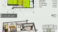 20 triệu/m2 cho một căn hộ cao cấp trung tâm quận Hoàng Mai