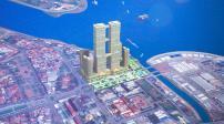 Campuchia: Xây dựng tháp đôi chọc trời cao 133 tầng