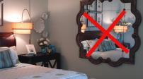 Một số điều cấm kỵ phong thủy phòng ngủ cần tránh