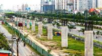 Tp.HCM: 6 quận giao đất để xây dựng tuyến metro Bến Thành - Tham Lương