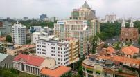 Giá thuê mặt bằng bán lẻ khu trung tâm Tp.HCM tăng 15%