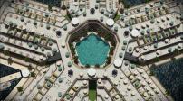 Dự kiến xây thành phố nổi đầu ở Thái Bình Dương vào năm 2019