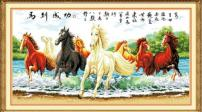 Những lưu ý khi treo tranh con hổ, rồng, ngựa trong nhà