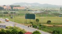 Mê Linh có hơn 3.000m2 đất đang chờ nhà đầu tư