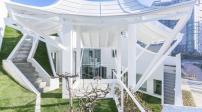 Ngôi nhà Hàn Quốc có kiến trúc độc đáo