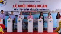 Sóc Trăng: Đầu tư xây dựng bến tàu cao tốc đi Côn Đảo