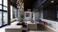 """Thiết kế độc đáo trong căn chung cư """"hộp bê tông"""" ở Hà Nội"""