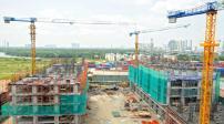 Tp.HCM: Giá rẻ khiến nhà đầu tư gom cả sàn căn hộ tầng 13