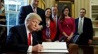 """Mỹ: Tổng thống Donald Trump """"làm nóng"""" thị trường bất động sản"""