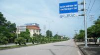 Thái Nguyên: Đầu tư xây dựng hạ tầng Khu công nghiệp Sông Công 2
