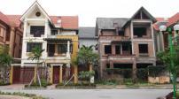 Hà Nội: Biệt thự, nhà liền kề ồ ạt mở bán