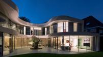 Dinh biệt thự có thiết kế mở độc đáo ở Hà Lan