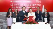 Nhật Bản hỗ trợ vốn lập quy hoạch và đầu tư hạ tầng dự án đô thị Nhật Tân – Nội Bài