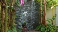 Cách thiết kế đơn giản nhà tắm ngoài trời