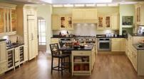 Một số lưu ý khi lát sàn gỗ nhà bếp
