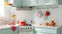 Ngắm căn bếp nhỏ nhưng đẹp lung linh