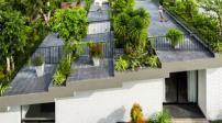 Các khu vườn trên mái nhà đẹp nhất thế giới