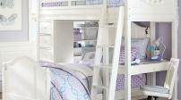 Những mẫu giường ngủ kết hợp với bàn học tuyệt đẹp