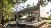 Ngôi nhà kiến trúc độc đáo gần gũi với thiên nhiên