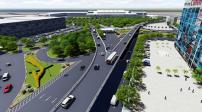 Tp.HCM: Sắp thông xe 2 cầu vượt giảm ùn tắc sân bay Tân Sơn Nhất