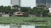 Thanh tra làm rõ hàng loạt biệt thự xây trái phép ở Tây Hồ