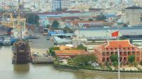 Tp.HCM: Cảng Nhà Rồng - Khánh Hội và cảng Tân Thuận chuẩn bị di dời