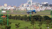 Tp.HCM: Ngưng mọi hoạt động xây dựng trong sân golf Tân Sơn Nhất