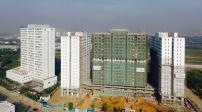 Cơn sốt đất đẩy giá căn hộ leo thang